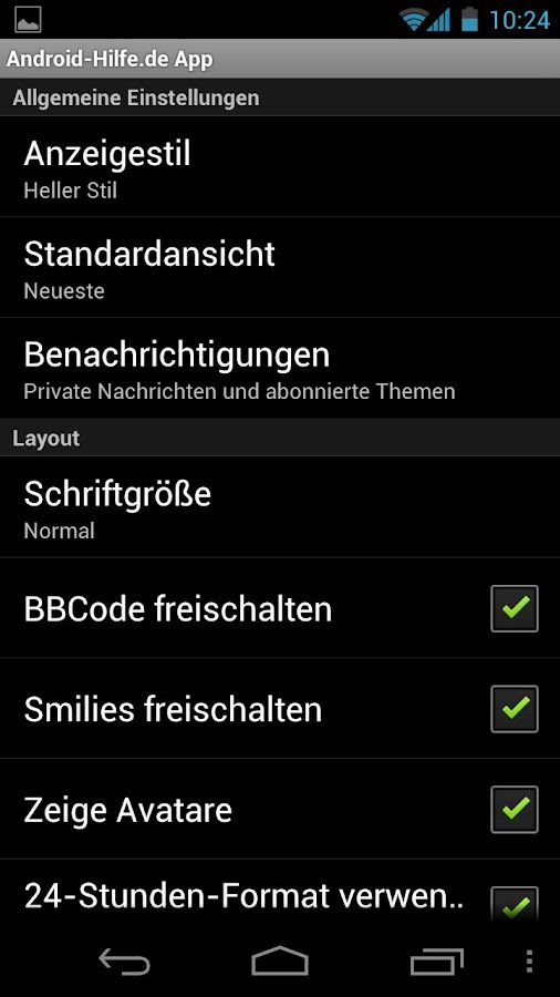 Android-Hilfe.de App - screenshot