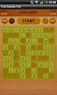 True Sudoku!- screenshot thumbnail