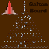 Galton Board Simulation
