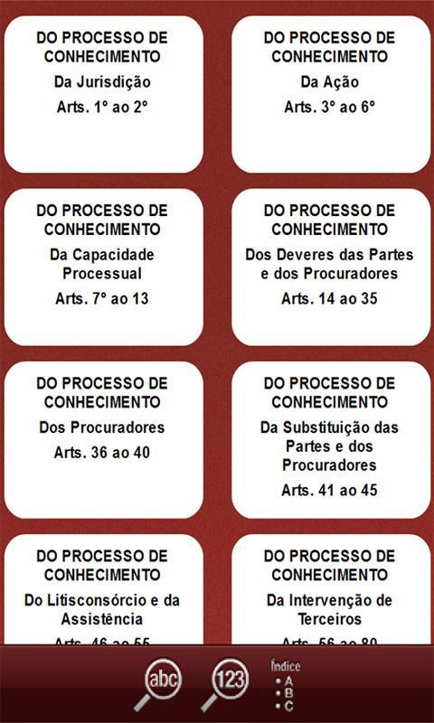 CPC 3a Edição 2013 Smartphones- screenshot