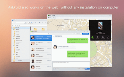 AirDroid: File & Notifications Screenshot 5