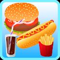 киоск еда игры icon