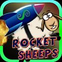Rocket Sheeps Premium icon