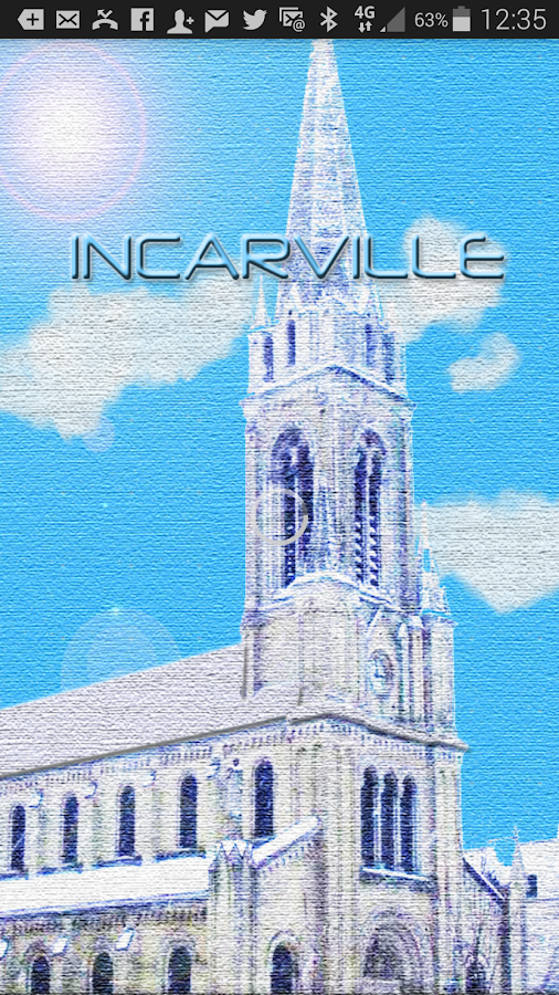Ville d'Incarville- screenshot
