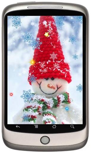 Winter Snowmen LWP