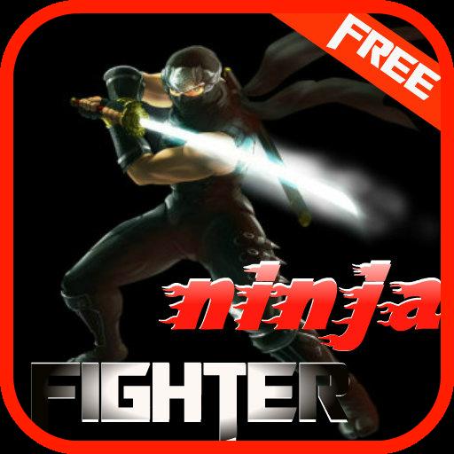 Ninja Fighter LOGO-APP點子
