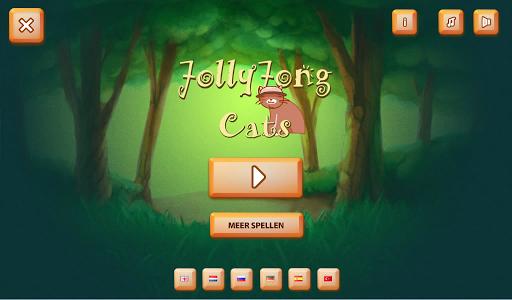 Jolly Jong Cats Premium