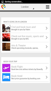 London City Guide- screenshot thumbnail