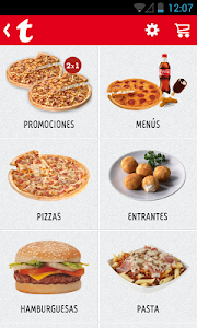 Telepizza screenshot 0