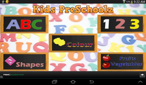 Kids PreSchoolz