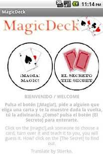Magic Deck - screenshot thumbnail
