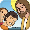 Children's Bible Genesis icon