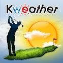 골프 날씨 – 케이웨더 logo