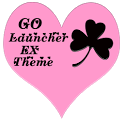 Girly GoLauncher EX Theme icon