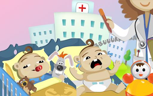 免費休閒App|嬰兒醫院護理運動會|阿達玩APP