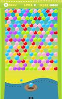 Screenshot of Easter Bubble Popper
