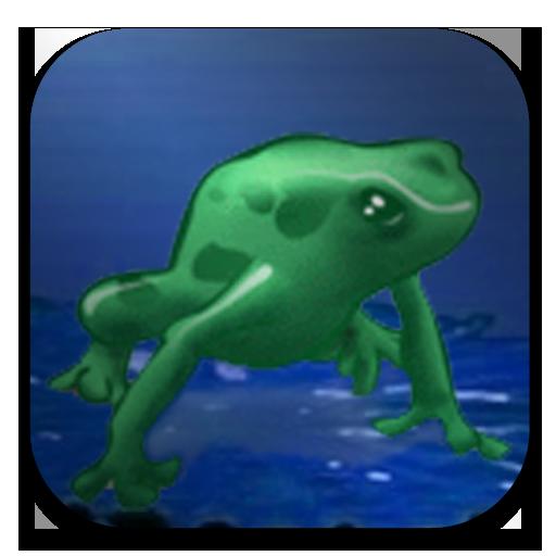青蛙達人動態壁紙 LOGO-APP點子