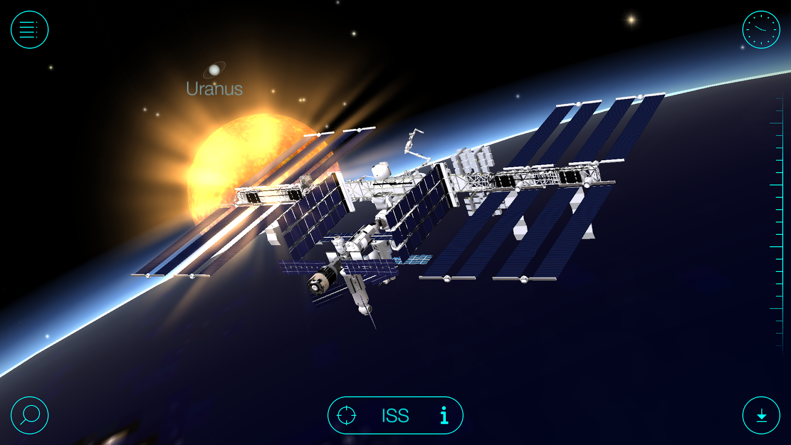 Solar Walk - Planets- screenshot