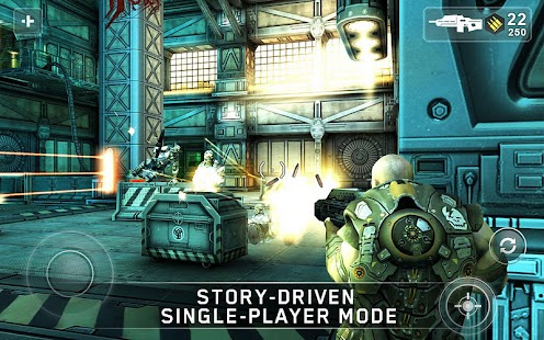 SHADOWGUN Screenshot 4