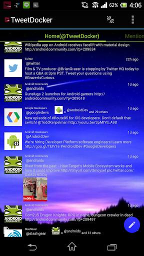 TweetDocker -