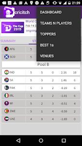 LIVE cricket Scores v6.5.4