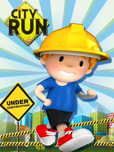 City Run Game 3D