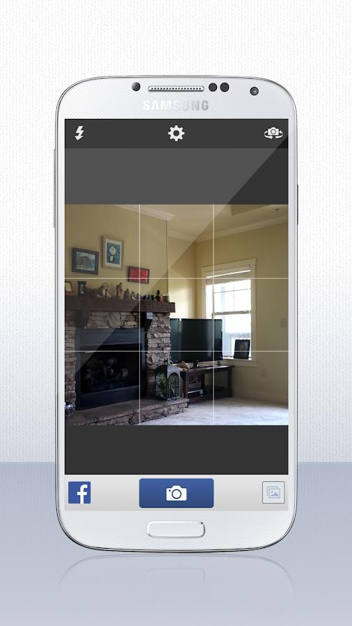Belynk - Camera for Facebook - screenshot