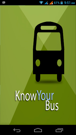 Know Your Bus