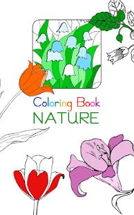 ColoringBook - Nature