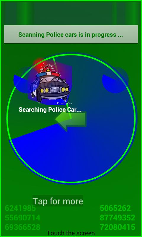 Police Radar Detector - screenshot