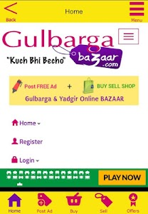 Gulbarga Bazaar screenshot 1