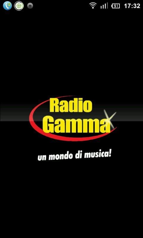 Radio Gamma- screenshot