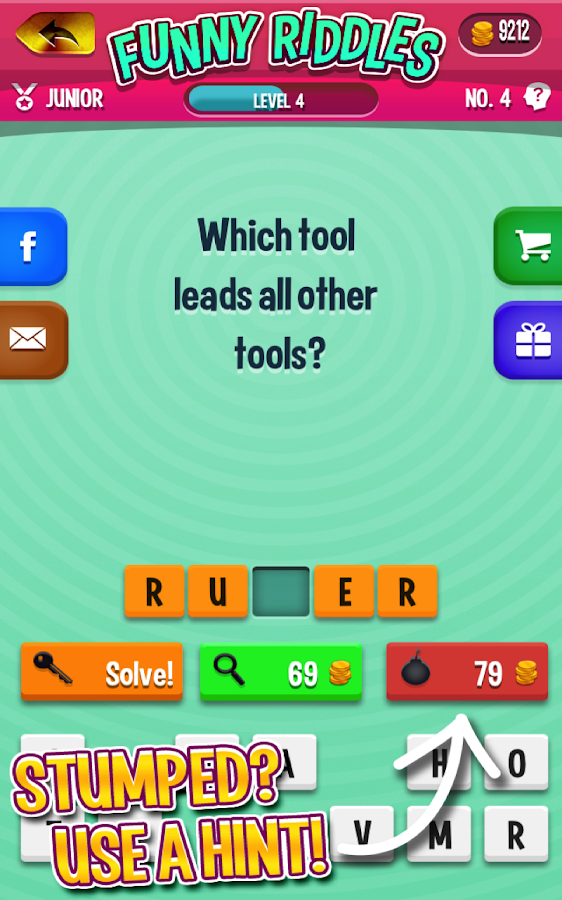 Funny Riddles- screenshot