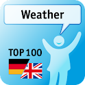 100 Weather Keywords logo