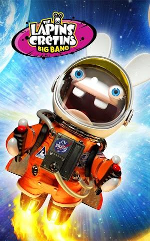 android Rabbids Big Bang Screenshot 0