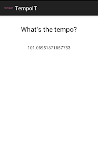 TempoIT - screenshot thumbnail