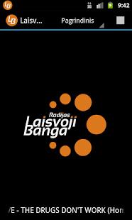 Laisvoji Banga - screenshot thumbnail