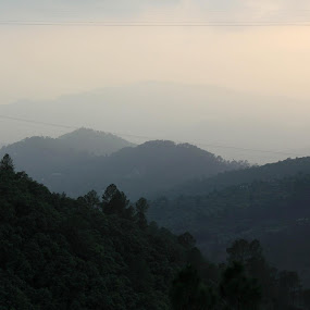 by Tarun Bhatnagar - Landscapes Mountains & Hills