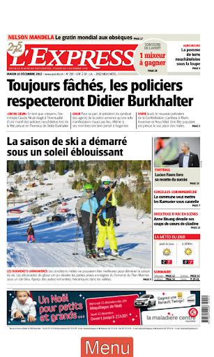 L'Express journal