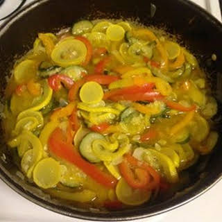Chicken Zucchini Yellow Squash Recipes.
