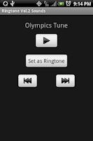 Screenshot of FUN Ringtone Sounds