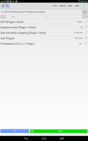 Screenshot of NFC ReTag Expert Plugin