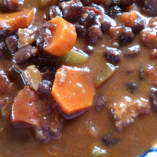 Black Bean Pumpkin Chili