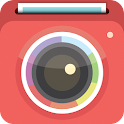 Insta square pic collage maker icon