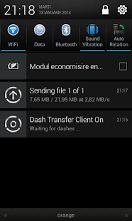 DashDroid- screenshot thumbnail