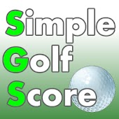 Simple Golf Score