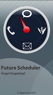 Future Scheduler - screenshot thumbnail