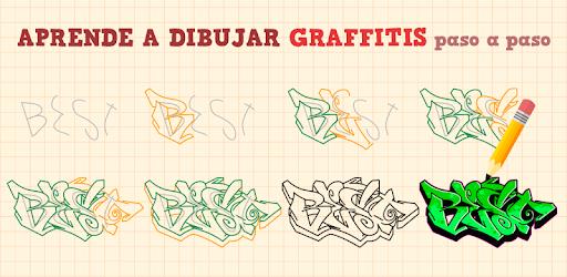 Cómo Dibujar Graffitis - Apps en Google Play
