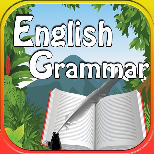 Basic learning English Grammar LOGO-APP點子