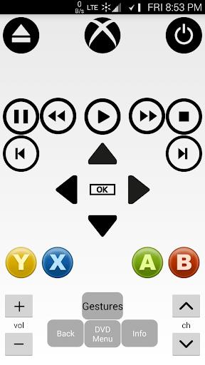 IR Xbox 360 Controller